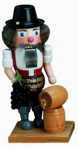 nutcracker winegrower 11.41 inch