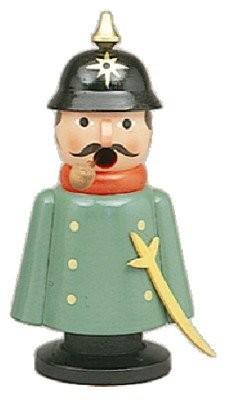 Smoker Policeman 15cm