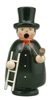 Smoker chimney sweeper 13cm