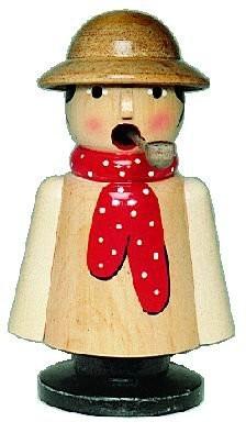 Smoker Bauer natural scarf 13cm
