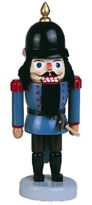 nutcracker firefighter 10.62 inch