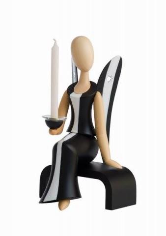 Angel Sternkopf Black Beauty sitting