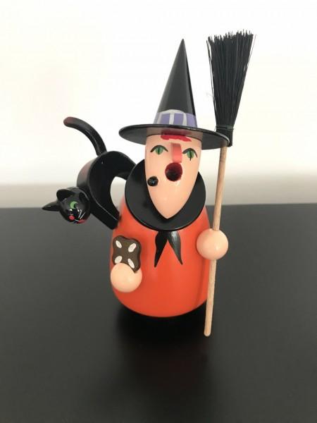 German smoking man Witch 5.12 inch